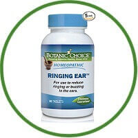 Botanic Choice Homeopathic Ringing Ear