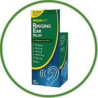 Magni Life Ringing Ear Relief Tablets