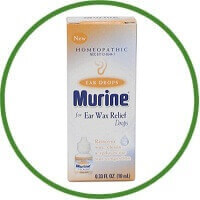 Murine Homeopathic Ear Wax Relief Drops