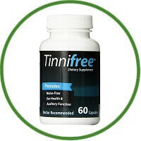 TinniFree Vita Sciences Tinnitus Relief