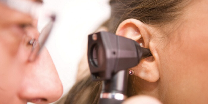 Hearing Test For Treatment Of Ringing In The Ears
