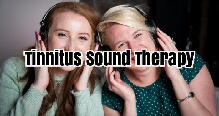 Tinnitus Sound Therapy